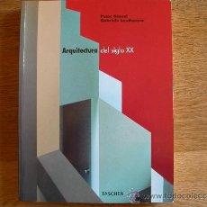Libros de segunda mano: ARQUITECTURA DEL SIGLO XX. TASCHEN. Lote 71575817