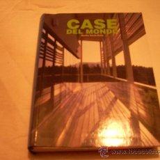 Libros de segunda mano: CASE DEL MONDO. CASAS DEL MUNDO. CASAS DO MUNDO. MARTHA TORRES ARCILLA. Lote 37225099
