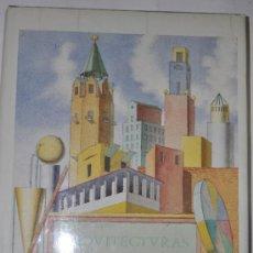 Libros de segunda mano: ARQUITECTURAS: 1983 - 1987. COMUNIDAD DE MADRID RM62053-V. Lote 135358750