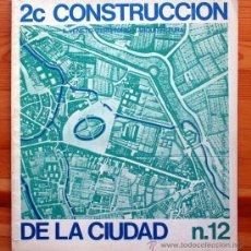Libros de segunda mano: CONSTRUCCION DE LA CIUDAD. Nº12 IL VENETO: TERRITORIO Y ARQUITECTURA. Lote 37485143