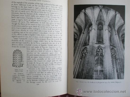 Libros de segunda mano: Harvey, J.: The Cathedrals of Spain (1957) - Foto 7 - 37747305