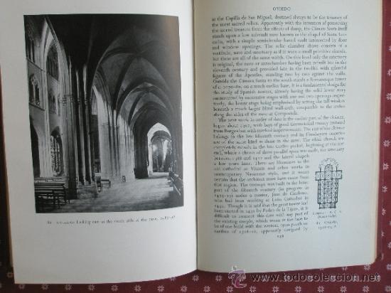 Libros de segunda mano: Harvey, J.: The Cathedrals of Spain (1957) - Foto 8 - 37747305
