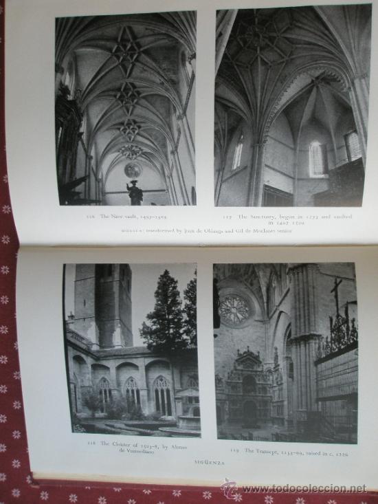 Libros de segunda mano: Harvey, J.: The Cathedrals of Spain (1957) - Foto 10 - 37747305