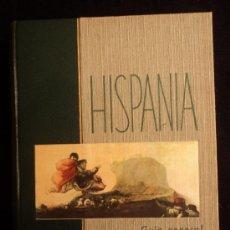 Libros de segunda mano: HISPANIA GUIA GENERAL DEL ARTE ESPAÑOL.ED. ARGOS.1962 2 TOMOS. Lote 37813409