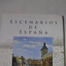 Libros de segunda mano: ESCENARIOS DE ESPAÑA. RM62631-V. Lote 38218306
