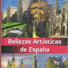 Libros de segunda mano: 1 LIBRO TAPA DURA - CON PRECINTO SIN ABRIR - BELLEZAS ARTISTICAS DE ESPAÑA. Lote 39191284