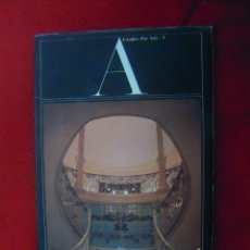 Libros de segunda mano: ESTUDIOS PRO ARTE 5 - EDITA IDEART SA - RUSTICA. Lote 39468334