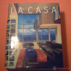 Libros de segunda mano: EL GRAN LIBRO DE LA ARQUITECTURA DE CASAS - FEIERABEND. Lote 39821177