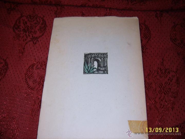 Libros de segunda mano: ACTUALIDAD Y ARQUITECTURA.PEDRO BENAVENT DE BARBERÁ.1956.EXTRAORDINARIO EJEMPLAR. - Foto 7 - 39927236