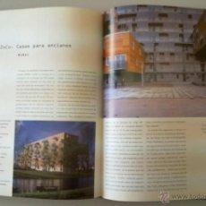 Libros de segunda mano: EDIFICIOS MULTI RESIDENCIALES. ARQUITECTURA.. Lote 40223087