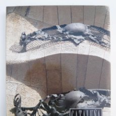 Libros de segunda mano: CATALUÑA MODERNISTA / F. LOYER / ED. DESTINO 1991 / 1ª EDICIÓN / GRAN FORMATO ILUSTRADO/NUEVO. Lote 40307840
