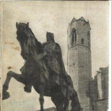 Libros de segunda mano: EL BARRIO GÓTICO DE BARCELONA. A. DURÁN SANPERE. ED. BOSH. BARCELONA. 1953. Lote 40477841