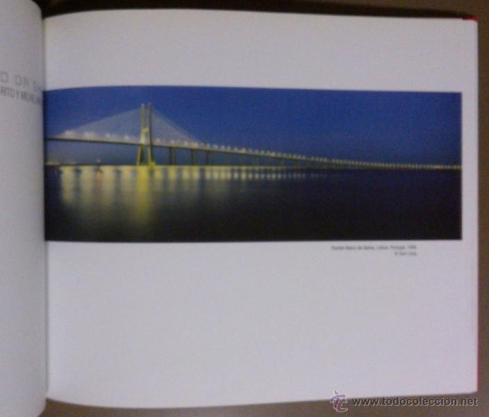 Libros de segunda mano: Puentes. Fundación MAPFRE 75. Geografías puente. Dimensiones símbolo. En torno al golden, etc. - Foto 3 - 40766507