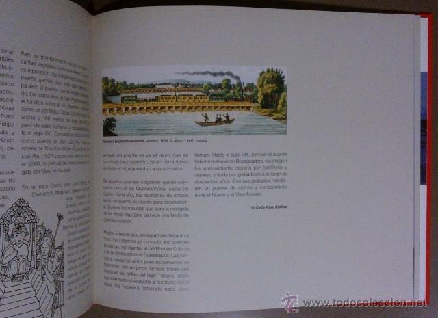 Libros de segunda mano: Puentes. Fundación MAPFRE 75. Geografías puente. Dimensiones símbolo. En torno al golden, etc. - Foto 4 - 40766507