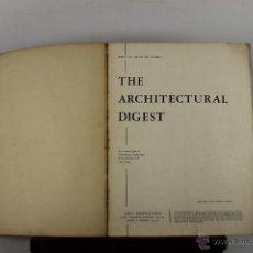 Libros de segunda mano: 4392- THE ARCHITECTURAL DIGEST. EDIT. JOHN BRASFIELD. 1962. VOL XIX Nº 1. . Lote 41314919