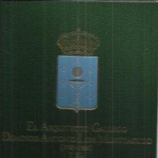 Libros de segunda mano: EL ARQUITECTO GALLEGO D.A. LOIS MOTEAGUDO. FUND. PEDRO BARRIÉ DE LA MAZA. LA CORUÑA. 1985. Lote 61509458