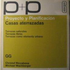 Libros de segunda mano: CASAS ATERRAZADAS. Lote 41695255