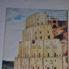 Libros de segunda mano: XII CONGRESO MUNDIAL DE LA UNIÓN INTERNACIONAL DE ARQUITECTOS. ASÍ PROYECTAN. RM65027. Lote 42225321