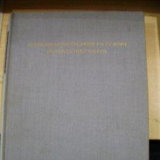 Libros de segunda mano: EDIFICIOS HOSPITALARIOS EN EUROPA DURANTE DIEZ SIGLOS (HISTORIA DE LA ARQUITECTURA HOSPITALARIA) (RH. Lote 42889124