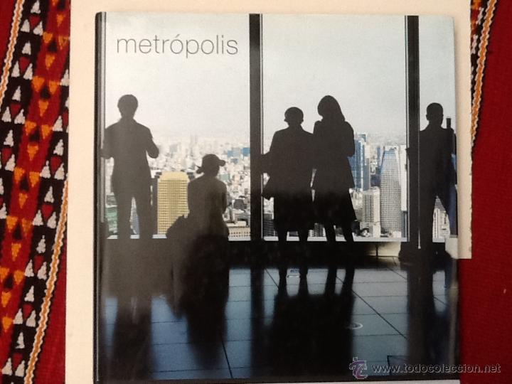 METRÓPOLIS. EDICIONS 62. 2007 (Libros de Segunda Mano - Bellas artes, ocio y coleccionismo - Arquitectura)