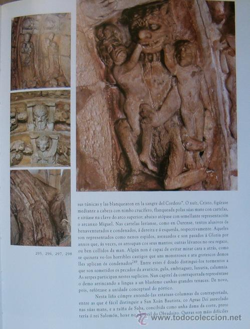 Libros de segunda mano: VV.AA. La Catedral de Santiago de Compostela. I. RM65584. - Foto 3 - 43475395