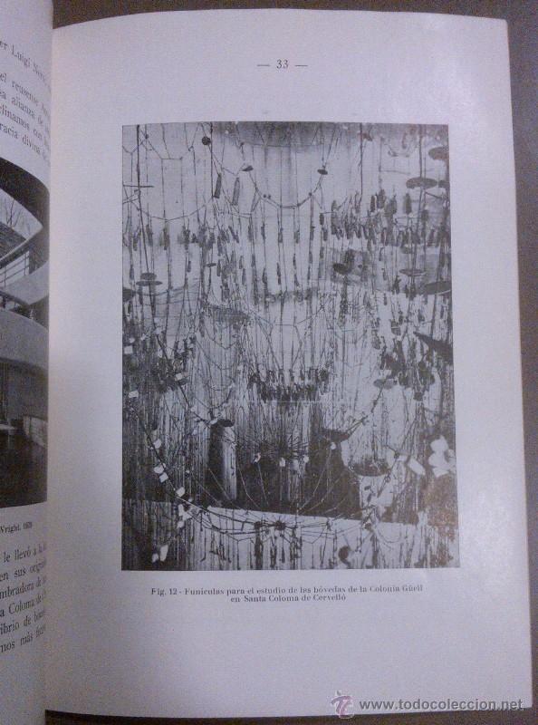 Libros de segunda mano: Cálculos y escrúpulos del arquitecto (Dr. Buenaventura Bassegoda) 1959. Firma y dedicatoria autor - Foto 3 - 44019801