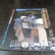 Libros de segunda mano: FRANK O,GEHRY, EL MUSEO GUGGENHEIM BILBAO, GUGGENHEIM BILBAO MUSEOA, 1999. Lote 44078557