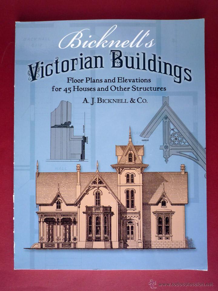 Arquitectura victoriana americana bicknell 39 s comprar libros de arquitectura en todocoleccion - Libreria segunda mano online ...