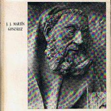 Libros de segunda mano - HISTORIA DE LA ESCULTURA J.J. MARTÍN GONZÁLEZ - 44367766