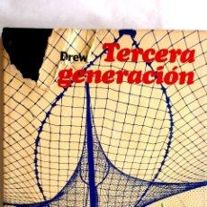 Libros de segunda mano: PHILP DREW TERCERA GENERACION LA SIGNIFICACION CAMBIANTE DE LA ARQUITECTURA. Lote 45114505