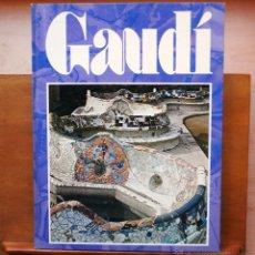 Libros de segunda mano: LP4 GAUDÍ, ARQUITECTURA DEL FUTUR - SALVAT EDITORES S.A. EN CATALÁN. Lote 45316934