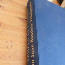 Libros de segunda mano: EL TEMPLO DE SALOMON SEGUN JUAN BAUTISTA VILLALPANDO. ED. SIRUELA. 1995 575 PAGAG. Lote 45793299