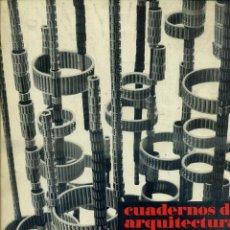 Libros de segunda mano: CUADERNOS DE ARQUITECTURA Nº 55 (1964) . Lote 45798104