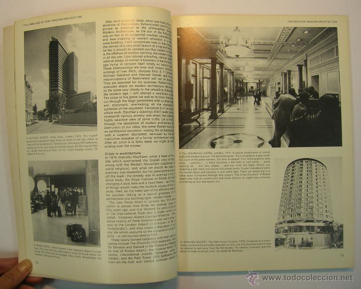Libros de segunda mano: CHARLES JENKS: THE LANGUAGE OF POST-MODERN ARCHITECTURE. ACADEMY EDITIONS LONDON 1978 (EN INGLES) - Foto 2 - 158891745