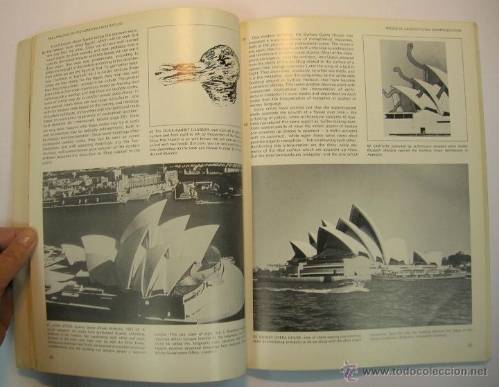 Libros de segunda mano: CHARLES JENKS: THE LANGUAGE OF POST-MODERN ARCHITECTURE. ACADEMY EDITIONS LONDON 1978 (EN INGLES) - Foto 3 - 158891745