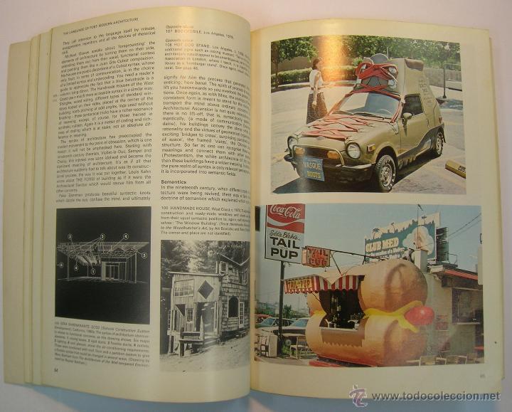 Libros de segunda mano: CHARLES JENKS: THE LANGUAGE OF POST-MODERN ARCHITECTURE. ACADEMY EDITIONS LONDON 1978 (EN INGLES) - Foto 4 - 158891745