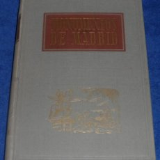 Libros de segunda mano: MONUMENTOS DE MADRID - FRANCISCO BATZAN - AYUNTAMIENTO DE MADRID (1959). Lote 45986539