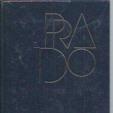 Libros de segunda mano: EL PRADO, SÁNCHEZ CANTÓN, TESORO DE LOS GRANDES MUSEOS CÍRCULO DE LECTORES BCN 1972. Lote 46014147
