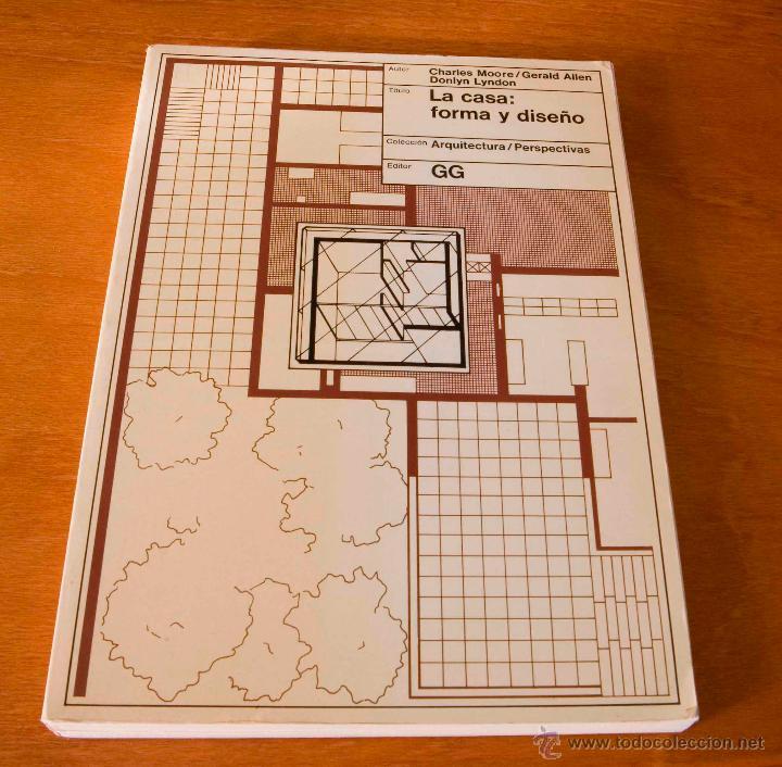 La casa forma y dise o charles moore y otros comprar for Libro de dimensiones arquitectura