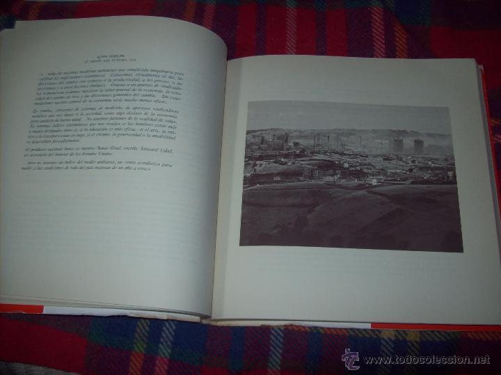 Libros de segunda mano: COSMOISMO Y GEOISMO. DEDICATORIA Y FIRMA ORIGINAL DEL AUTOR ANTONIO LAMELA.1976.MAGNÍFICO EJEMPLAR. - Foto 8 - 46573583