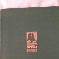 Libros de segunda mano: RESIDENCIAS ESPAÑOLAS - CASTO FERNÁNDEZ SHAW - EDITADO POR CORTIJOS Y RASCACIELOS + LOTE PUBLICIDAD. Lote 46764583
