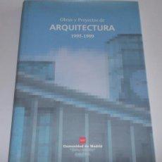 Libros de segunda mano: AMALIA CASTRO-RIAL GARRONE (DIR.). OBRAS Y PROYECTOS DE ARQUITECTURA 1995 - 1999. RM67594. . Lote 46838080