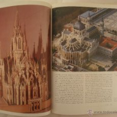 Libros de segunda mano: NAVASCUES PALACIO. CATEDRALES DE ESPAÑA. 1996. FOLIO. MUY ILUSTRADO.. Lote 47380086
