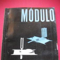 Libros de segunda mano: MÓDULO - Nº 9 - OSCAR NIEMEYER - ARQUITECTURA - BRASIL . Lote 47863528