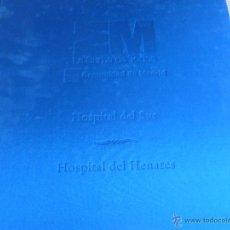 Libros de segunda mano: HOSPITAL DEL HENARES. HOSPITAL SUR. ED.COMUNIDAD DE MADRID. 2007 408 PAG. Lote 48148847