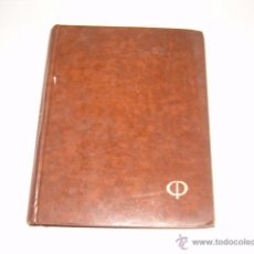 Libros de segunda mano: PROYECTO, REALIZACIÓN Y CONSERVACIÓN DE LA ESTRUCTURA. TOMO II. CUADERNO II (TÉCNICO). RM68748. . Lote 48889086