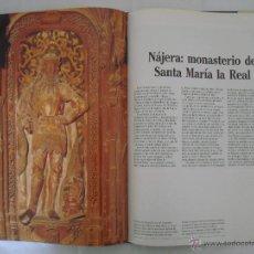Libros de segunda mano: MONASTERIOS DE ESPAÑA. 1994. GRAN FOLIO. BELLA OBRA MUY ILUSTRADA. Lote 49260802