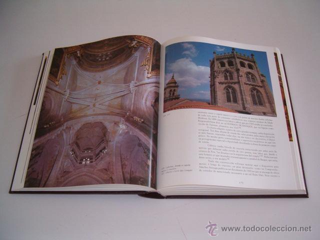 Libros de segunda mano: VV.AA. A Catedral de Ourense. I. Patrimonio Histórico Galego.1. Catedrais. RM69196. - Foto 5 - 49288358
