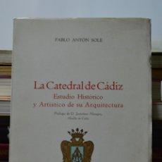 Libros de segunda mano: LA CATEDRAL DE CÁDIZ. Lote 49407618
