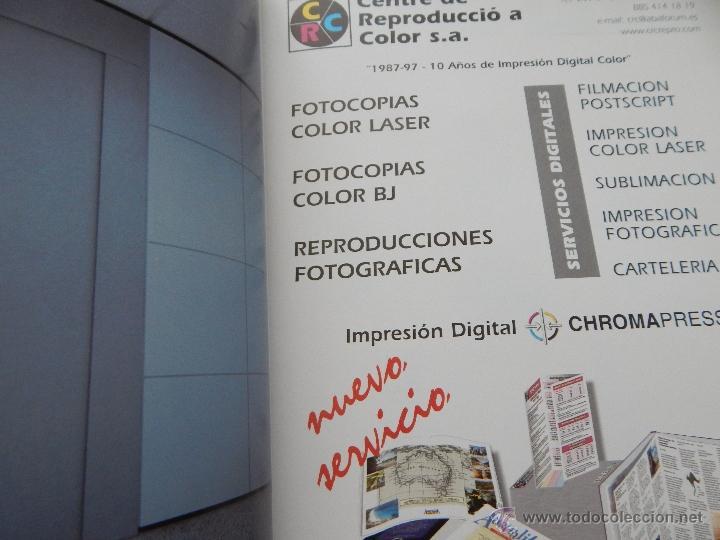 Libros de segunda mano: Quaderns dArquitectura i Urbanisme. 216. Forma i lloc. Forme et lieu - 1997 - Foto 5 - 50107512